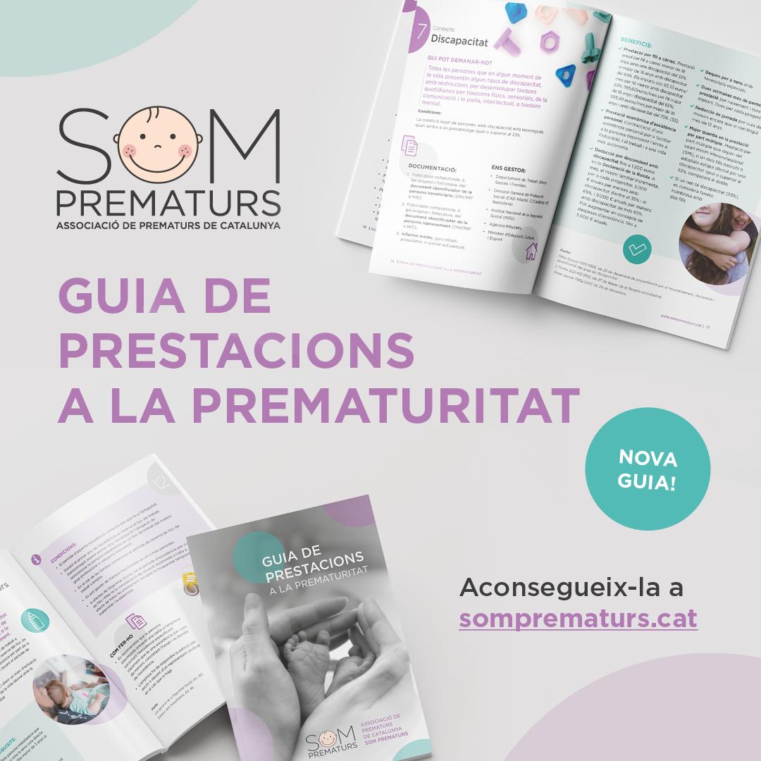 Guia prestacions a la prematuritat